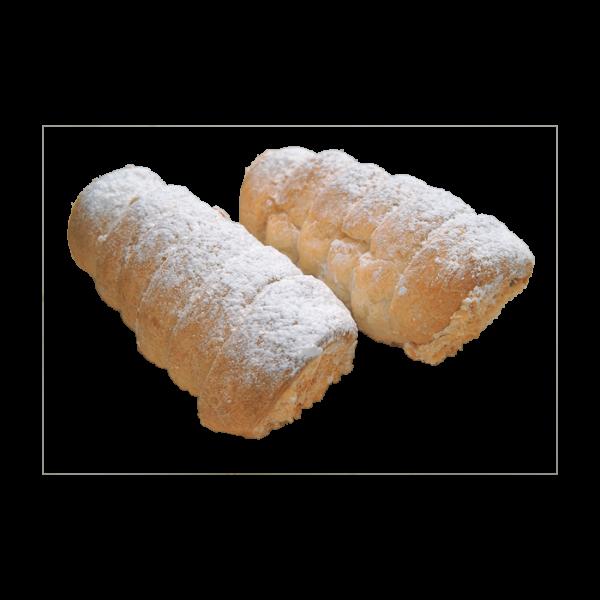 «Трубочка с кремом»