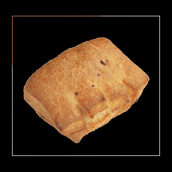Слойка «Витая» с пряностями и картофельной начинкой