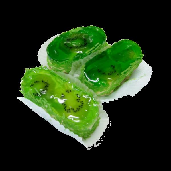 Пирожное йогуртовое «Киви»